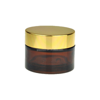 china cosmetic jar wholesale amber empty cosmetic container 5ml 10ml 15ml 20ml 30ml 50ml 100ml