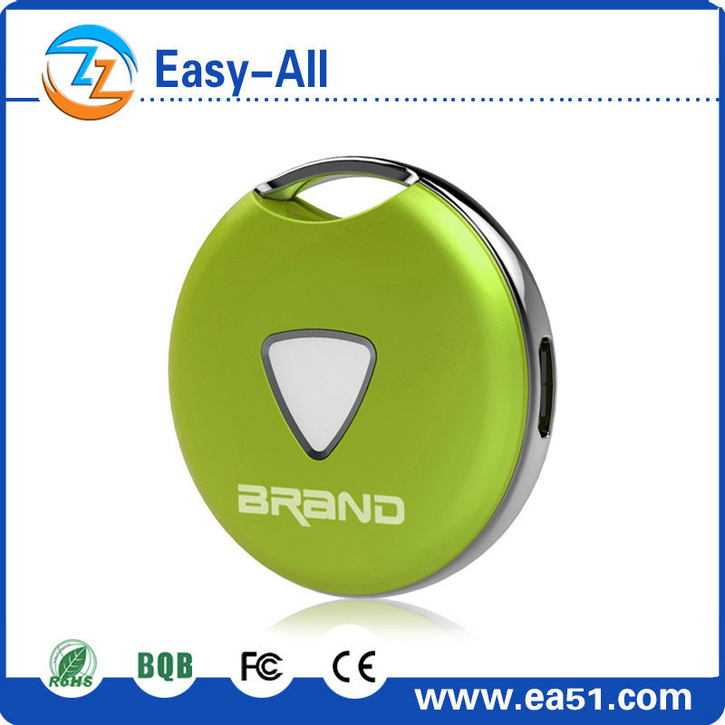 Portable Wireless Key Finder Bluetooth Anti-Lost alarm and camera shutter For apple Phone