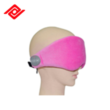 Hot Selling Christmas MP3 Music Wireless Sleep Eye Mask with Ear Plugs