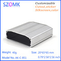 chinese supplier aluminum pcb enclosure aluminum die cast enclosure