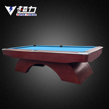 9ft mdf pool table