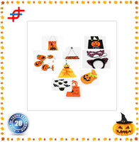 Different Kinds of Pumpkin style halloween party decorate for sale