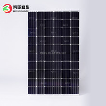 Custom made 270w monocrystalline panel solar cell