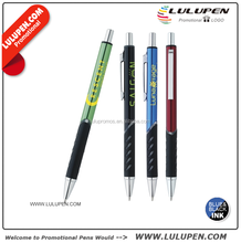 Customized Post Slim Pen (T945823) Promotional Click Pens