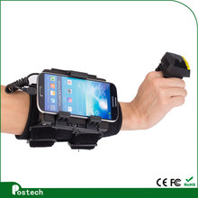 WT01 equipment wrist barcode reader for roughest environments