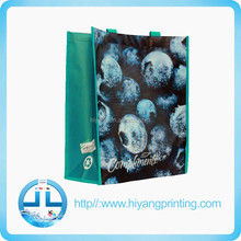 Wholesale Popular Tote eco-friendly PP non woven bag