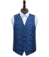 OEM service breathable red work quality school uniform men vest for sale