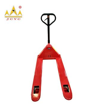 China Directly Manufacturer Cheap Price 2500kgs Hydraulic Hand Pallet Truck