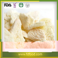 Dried Style and Sweet Taste Healthy Fruit Freeze Dried Pear