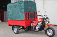 China cheap import motorcycles 3 wheel cargo motorcycle