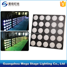 Beautiful 25x10w led stage light mixer entertainment stage lighting