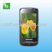 Wholesale anti glare screen protector for Samsung B7722-2