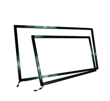2,6,<strong>10</strong>,16,32 Touch Points 32 43 49 65 Inch Multi Touch Screen Panel/IR Touch Screen Frame/USB Multitouch Panel Kit