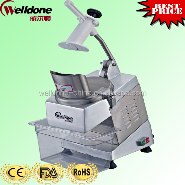 Commercial electric sweet corn food vegetable cutter machine