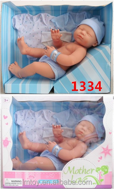 43CM newborn naked baby ,real looking baby dolls for sale on Alibaba
