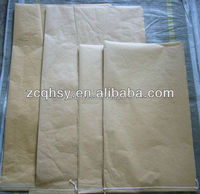 Multi layers plastic lined paper bags