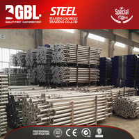 galvanize pipe 6 meter use to construction scaffold