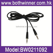 E57 4-pole 3.5mm male to female audio extension cable