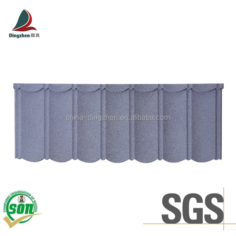stone coated steel roofing tile prices