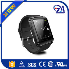 2015 Fashion Bluetooth Connect With Mobile Phone Round Smart Watch U8