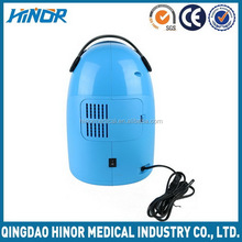 Commercial portable simply medical electric oxygen concentrator