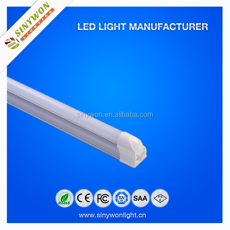 High Standard CE ROHS TUV 18w T8 Led Tubes Integration Light