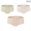 2018 Organic Natural Colored Cotton Sexy Adult Underwear Women Lady Panty
