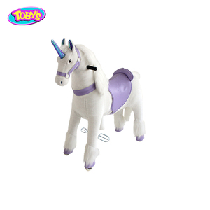 The Last Day's Special Offer New Promotion unicorn rocking horses for adults riding horse toy