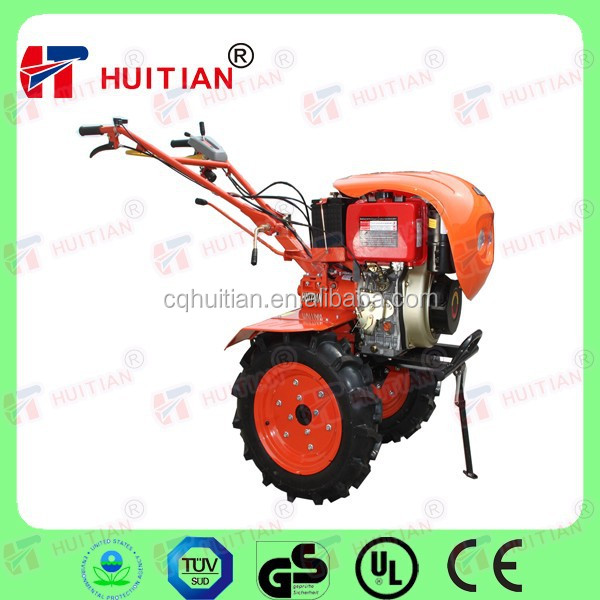 1WG6.3-135FC-Z KM 186F Diesel Vegetable Field Power Tiller