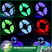 High Brightness 5M 5050 RGB Magic Digital Dream Color 1903 IC LED Strip Light Waterproof With 133 Change IR Rmote Controller