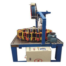 High speed and low braiding machine quality good production in the