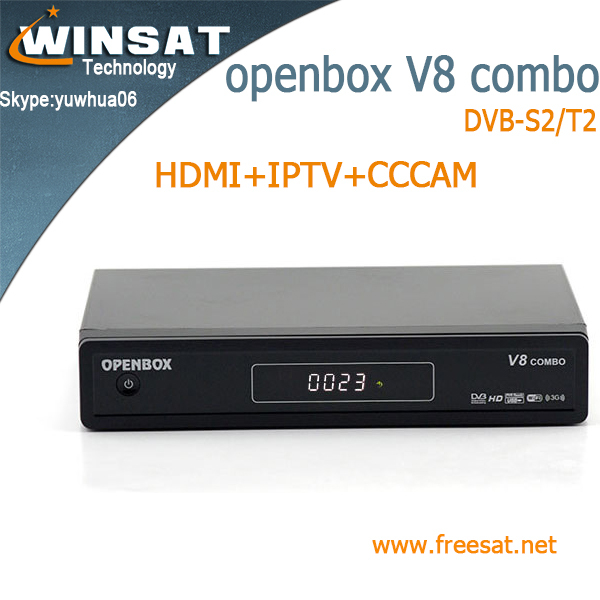 Original tiger t800 full hd satellite receiver DVB-S2/T2 1080P iptv set top box V8 combo with cccam cline porn video