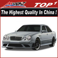 Body kit for 2000-2002 BENZ E W210 carbon Morello Edition
