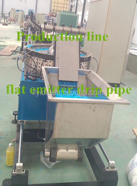 production line for drip tube