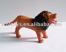 plastic lion toy