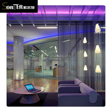 High quality metal wire mesh drapery decorative curtains for room divider