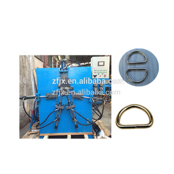 3-7mm wire packing clasp buckle forming machine
