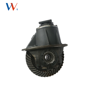 High performance bus differential parts for street cleaning truck