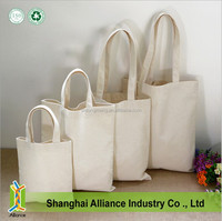 Wholesale recyclable cotton shopping bag/Fashion reusable eco-friendly cotton tote bag cheap cotton bag