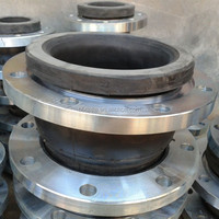 Flexible Pipeline Rubber Expansion joints with EPDM/NBR Rubber