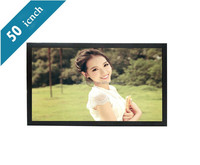 "50"" Wall Mounted Tv dual core with sd card Digital Signage"