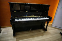 High Grade Black Polish Acoustic Vertical piano K.Clara A-50