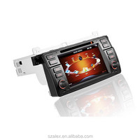 AL-9201 Android 4.0 2 din auto radio car dvd for bmw e46 with gps