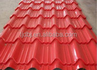Building material all type high quality metal roofing sheet
