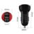 2018 cheapest price bullet shape fast USB car charger with led shows car accessory fast charger devices