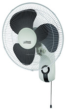 Popular 16 inch 220v standard electric wall mounted fan for sale