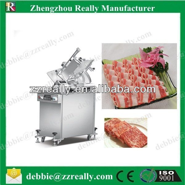 Vertical commercial used meat slicer for sale