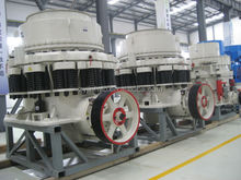 Competitive Price and Large Capacity Spring Cone Crusher