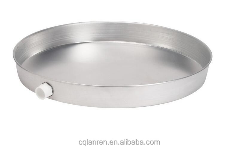 Aluminium water heater pan/water heater pan