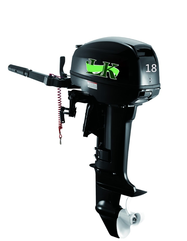 2016 HOT 4 Stroke 18HP outboard engine inflatable boat